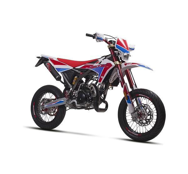 FANTIC MOTARD 50 COMPETITION