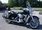 Harley Davidson Road King Classi Injection