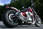 "Suzuki VS 1400 Intruder ""Red & Cool"""